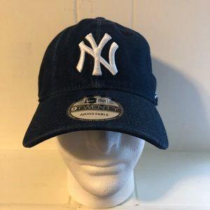 NY Denim New Era Hat